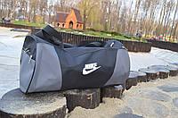 """Спортивная сумка-цилиндр Nike, Найк, """"баллон"""""""