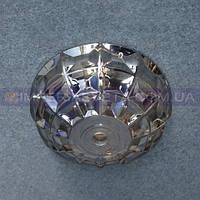 Блюдце, чашка декоративное для люстр, светильников IMPERIA центральная LUX-512061