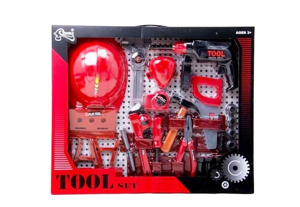 Набор инструментов с каской T220B
