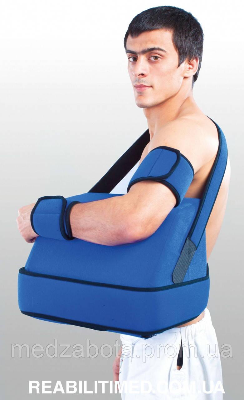 Купить отводящая шина плечевого сустава ортез на голеностопный сустав усиленный арт.has-301