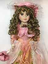 """Фарфоровая кукла, сувенирная, коллекционная 40 см """" Мария """", фото 3"""