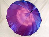 Зонт трость хамелеон на 16 спиц № 16К от фирмы Mstio