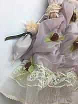 """Фарфоровая Кукла в старинном платье, сувенирная, коллекционная  45 см """" Шарлотта """", фото 3"""