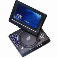 Портативный DVD плеер с TV тюнером LG-777 TFT 7,2,