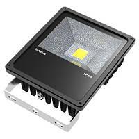Прожектор светодиодный LED уличный Maxus ART LED 50W яркий свет ART-50-02