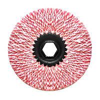 Круг полировальный сизале 1К  150х10х19 С1П2 ( роз)