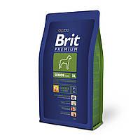 Brit Premium Senior Extra Large корм для пожилых собак гигантских пород, 3 кг