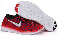 Мужские кроссовки Nike Free RN Motion Flyknit Red