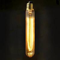 Лампа Эдисона T30, 60W 10 якорей