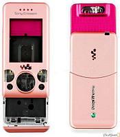 Корпус для Sony Ericsson S500i (Pink) Качество