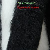 Опушка из песца черная (70 см)
