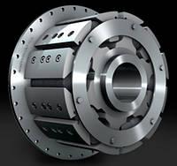 CENTAFLEX-BL Неприхотливая контактная роликовая муфта для тяжелых ударных нагрузок