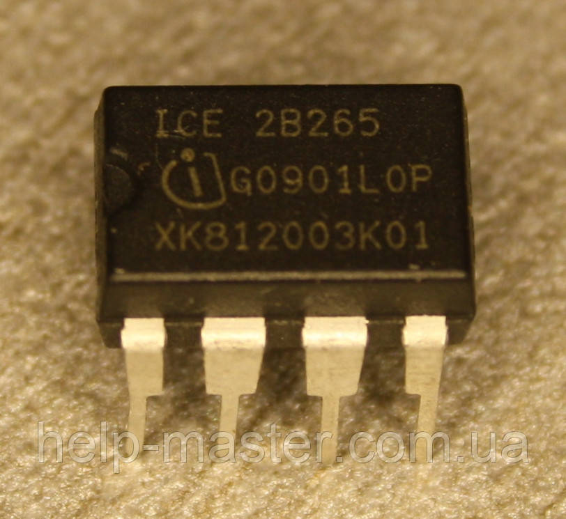 ICE2B265; (DIP-8)