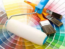 Лакофарбова продукція та барвники