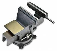 Тиски слесарные, поворотные 100 мм, 5 кг Technics