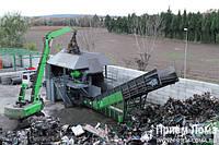 Сортировка металлолома.