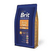 Brit Premium Sport корм для собак с повышенными физическими нагрузками, 3 кг