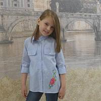 Рубашка летняя для девочек, фото 1