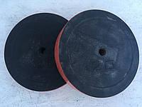 Блины для штанги 20 кг (с красной каймой), фото 1