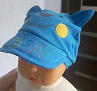 Картузик для ребенка до 1 года