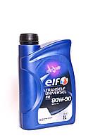 Трансмиссионное масло Elf Tranself Universal FE 80w90 1л.