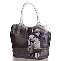 Женская сумка VALENTA BE60978f2 серая