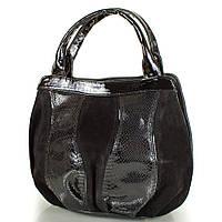 Женская сумка из натуральной замши и качественного кожезаменителя МІС MS0527-2