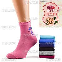 Женские носки BFL B403. В упаковке 12 пар