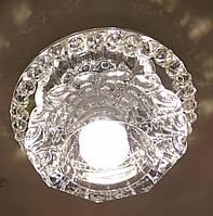 Встраиваемый декоративный светильник со светодиодом JD125 COB 10 W