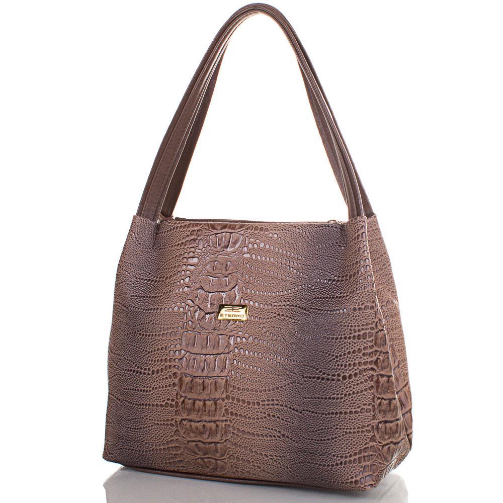 Сумка повседневная (шоппер) ETERNO Женская сумка из качественного  кожезаменителя ETERNO (ЭТЕРНО) ETMS35179-12 852dd43ad47