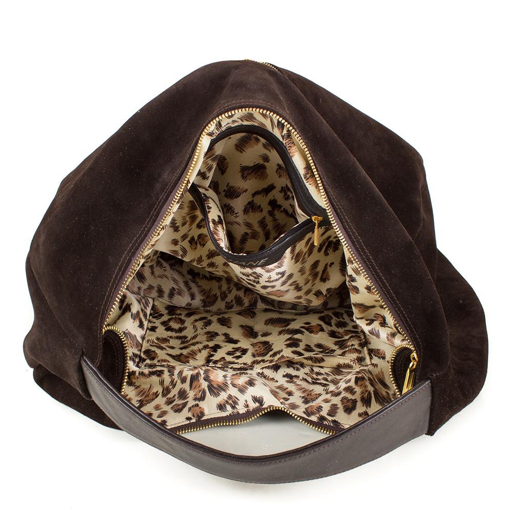6f50bf803082 Женская дизайнерская замшевая сумка GALA GURIANOFF (ГАЛА ГУРЬЯНОВ) GG1247-10  коричневая, цена 3 240 грн., купить в Киеве — Prom.ua (ID#526696378)