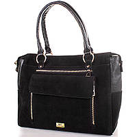 Сумка деловая ETERNO Женская сумка из натуральной замши и качественного кожезаменителя ETERNO (ЭТЕРНО) ETMS0592-2