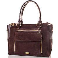 Сумка деловая ETERNO Женская сумка из натуральной замши и качественного кожезаменителя ETERNO (ЭТЕРНО) ETMS0592-10