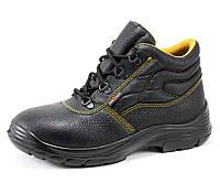 Спецобувь Ботинки рабочие с металлическим подноском Seven Safety 700