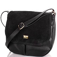 Сумка-почтальонка (мессенджер) ETERNO Женская сумка из натуральной замши и качественного кожезаменителя ETERNO (ЭТЕРНО) ETMS0594-2