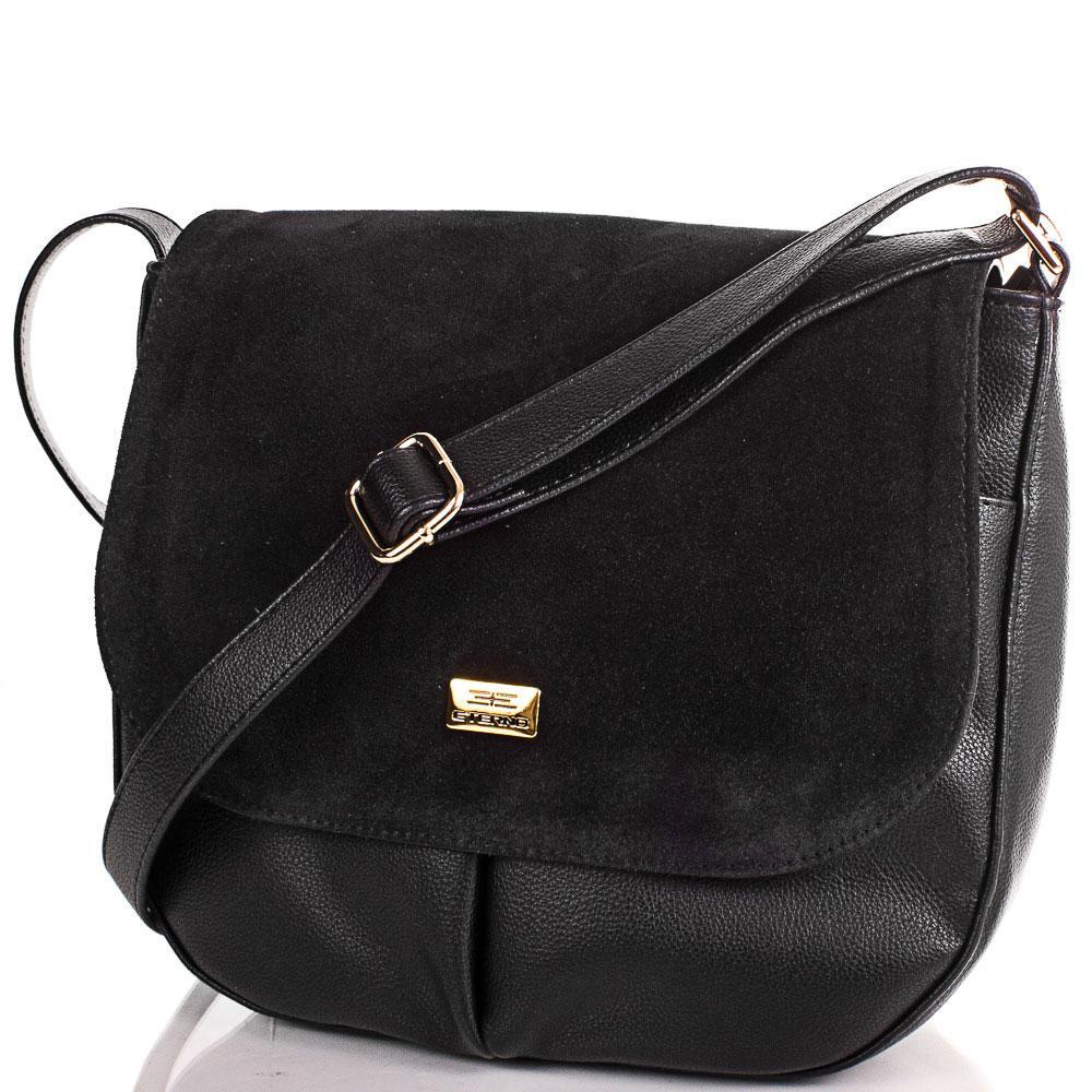 Сумка-почтальонка (мессенджер) ETERNO Женская сумка из натуральной замши и  качественного кожезаменителя ETERNO b2a07a41f76
