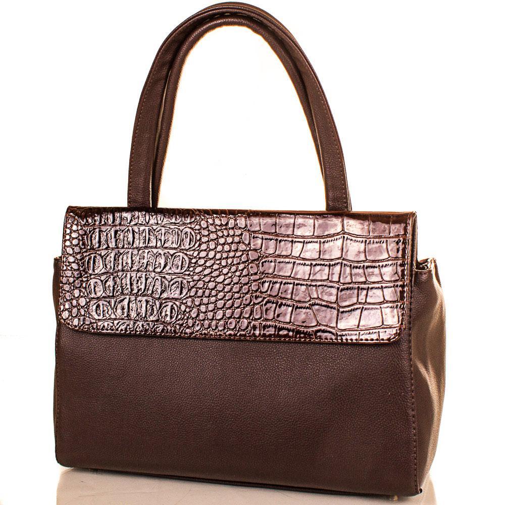 Женская сумка из качественного кожезаменителя МІС MS32837-2 – купить ... 5f921429abf