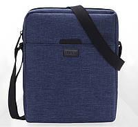 Повседневная мужская сумка, сумка мужская через плечо, смотрите видеообзор!