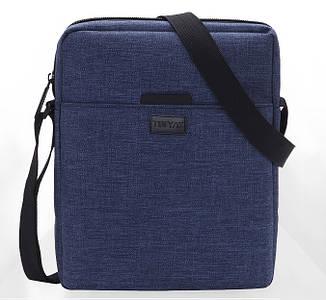 Повседневная мужская сумка через плечо TINYAT смотрите видеообзор
