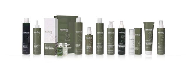 SEVEN TOUCH Luxury Haircare серия класса Люкс (органическая)