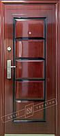 Входные двери ТР-С39 покрытие лак