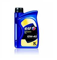 Моторное масло Elf SPORTI TXI 10w40 1 л.