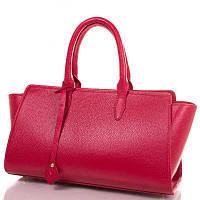Женская кожаная сумка VALENTA VBE615083 красная