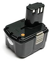 Аккумулятор PowerPlant для шуруповертов и электроинструментов HITACHI GD-HIT-14.4(B) 14.4V 4Ah Li-Io