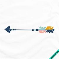 Термопереводки для бизнеса на челочно-носочные изделия Стрела [7 размеров в ассортименте]