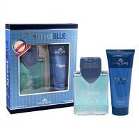 Набор мужской:туалетная вода 100ml.+гель для душа 100ml. 7th Street Blue Lotus Valley