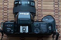 Nikon N4004 AF + Nikkor 35-70