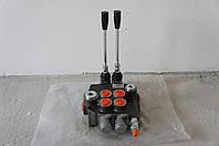 Гидрораспределитель Р80 2х секционный 80 л/мин Р80 3/1 22