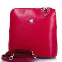 Женская кожаная сумка KARYA SHI0559-46 красная