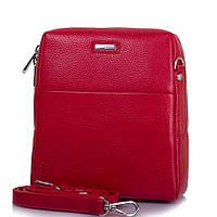 Женская кожаная сумка KARYA SHI0693-46 красная